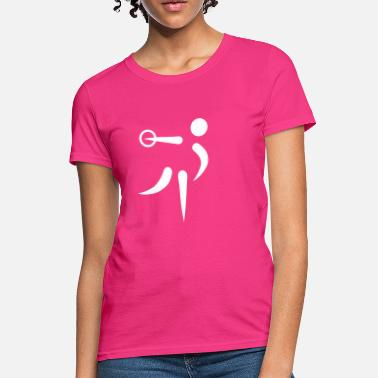 Discus Throwing Discus throw - Women's T-Shirt