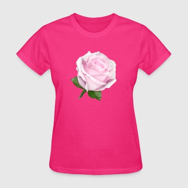 Bud of purple rose - Women's T-Shirt