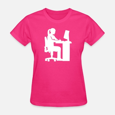 Computer Artist Graphic artist - Women's T-Shirt
