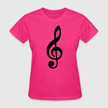 Music note - Women's T-Shirt