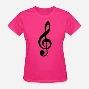 Music Note Music note - Women's T-Shirt