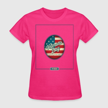 Commando Veterans Day Veterans Day - Women's T-Shirt