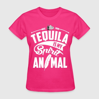 Tequila Spirit Animal - Women's T-Shirt