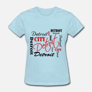 Delray Detroit - Women's T-Shirt