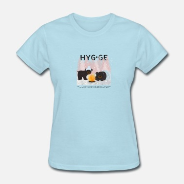 Hygge in the Cold - Women's T-Shirt
