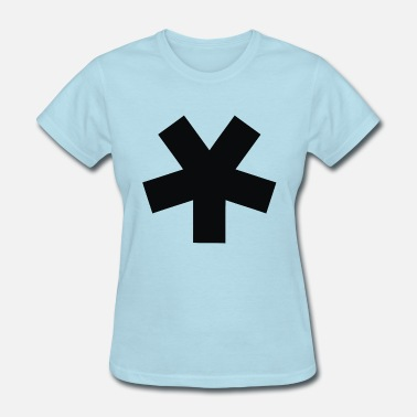 Minimalist Star - Women's T-Shirt