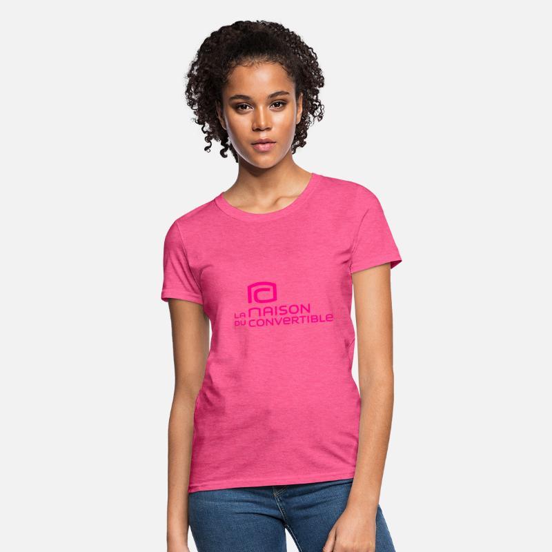 La Maison Du Convertible Women S T Shirt Spreadshirt