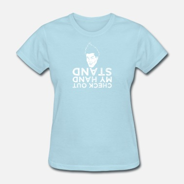 Aerobic Kids Check Out My Handstand Gift - Women's T-Shirt