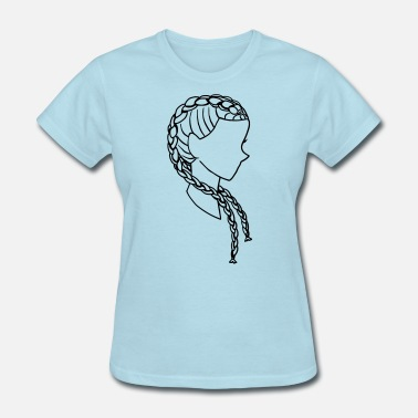 Braid Power Braids - Women's T-Shirt