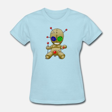 Voodoo Voodoo doll - Women's T-Shirt