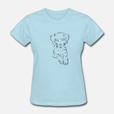 f4ac5225 Shop Cute Dog Draw T-Shirts online | Spreadshirt