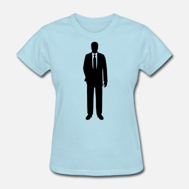 Business Man Business man - Women's T-Shirt