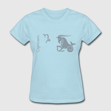 Capricorns Capricorn - Women's T-Shirt