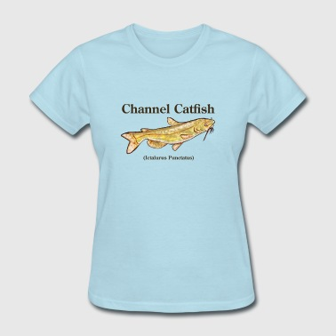 Channel Catfish - Women's T-Shirt