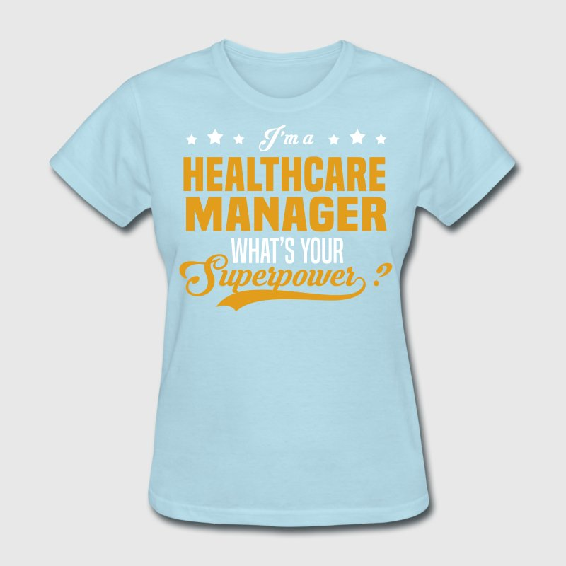 Healthcare Manager By Bushking Spreadshirt