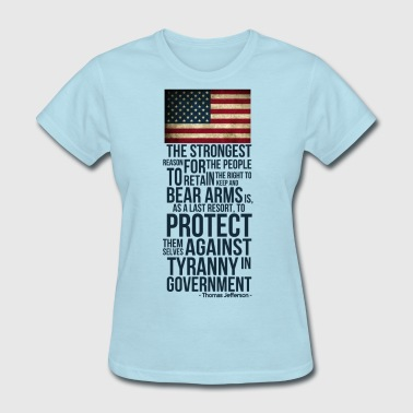 2nd_amendment - Women's T-Shirt