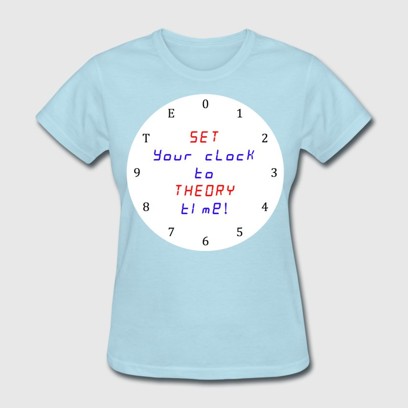 Set Theory - Women's T-Shirt