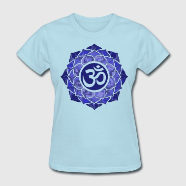Om Lotus - Women's T-Shirt