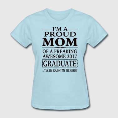 Graduate Mom - Women's T-Shirt