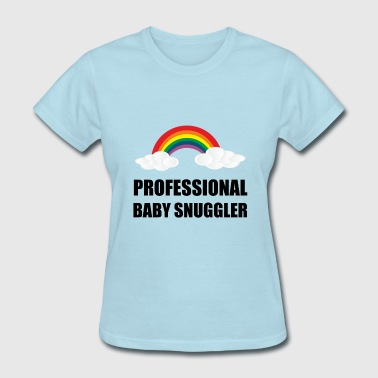 Professional Baby Snuggle - Women's T-Shirt