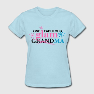 Glam Grandma - Women's T-Shirt