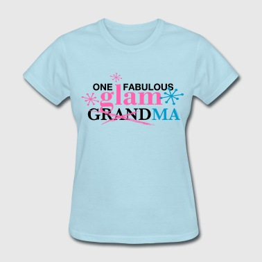 The Glam Squad Glam Grandma - Women's T-Shirt