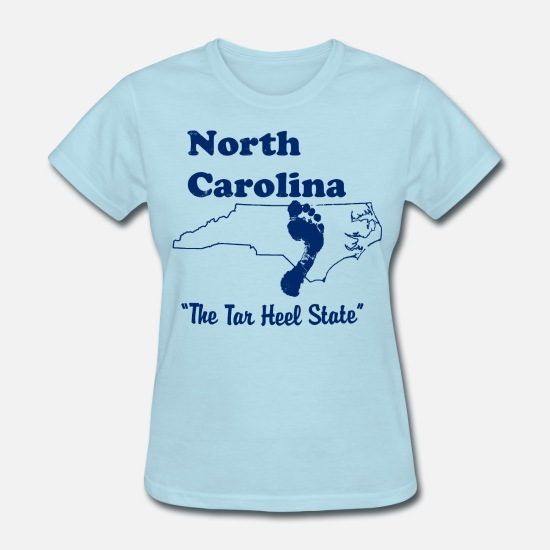 new style 25d84 02785 north carolina tar heel Women s T-Shirt   Spreadshirt