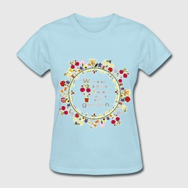positive - Women's T-Shirt