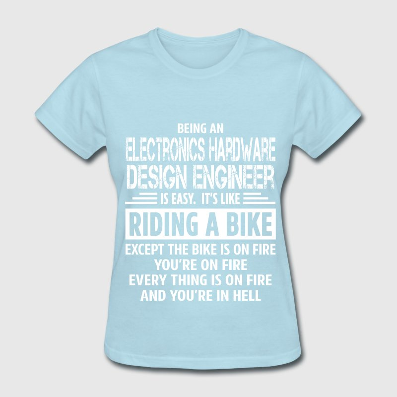 Electronics Hardware Design Engineer T-Shirt | Spreadshirt