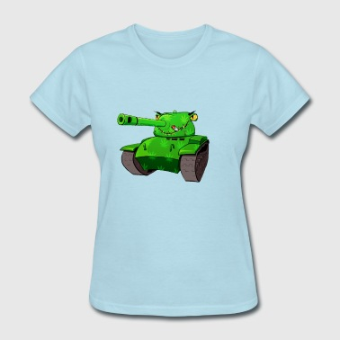 Tank & Tanked tank - Women's T-Shirt
