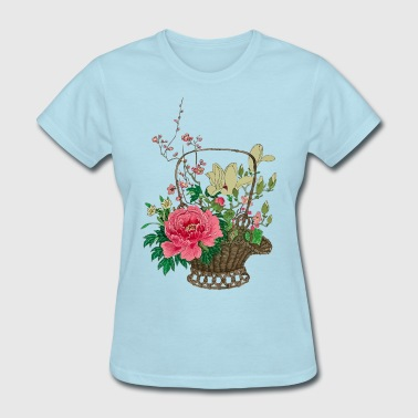 Japanese Ikebana - Women's T-Shirt