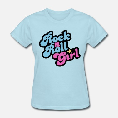 Finding Nemo Rock n Roll Girl - Women's T-Shirt