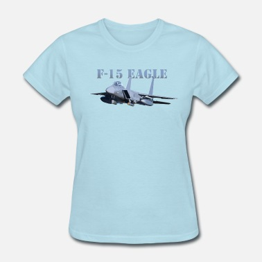 F-15 F-15 Eagle - Women's T-Shirt