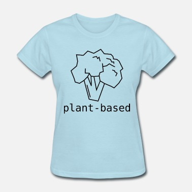 Klass Brokkoli Plant-Based Gemüse - Women's T-Shirt