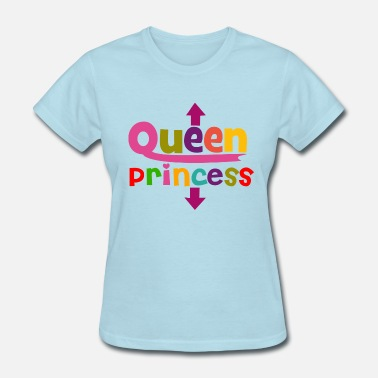 Maternity Couples Queen Maternity - Women's T-Shirt
