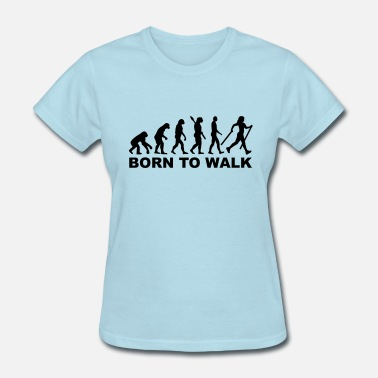 Nordic Walking Viking Nordic Walking - Women's T-Shirt