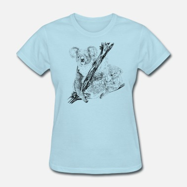 Bære koala bear - Women's T-Shirt