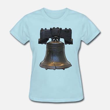 Liberty Bell Liberty Bell - Philadelphia - Philly - USA - Women's T-Shirt