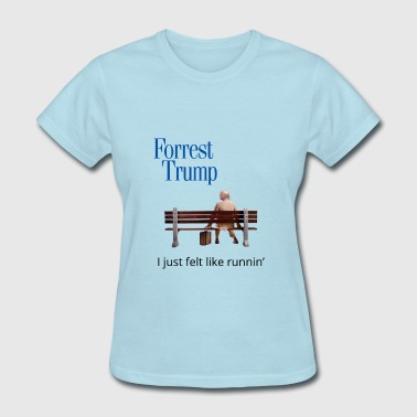 Forrest Trump - Women's T-Shirt