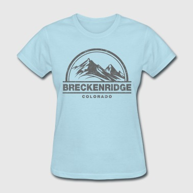 Breckenridge Colorado - Women's T-Shirt