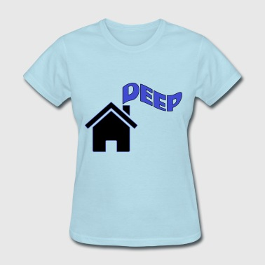 Deep House - Women's T-Shirt
