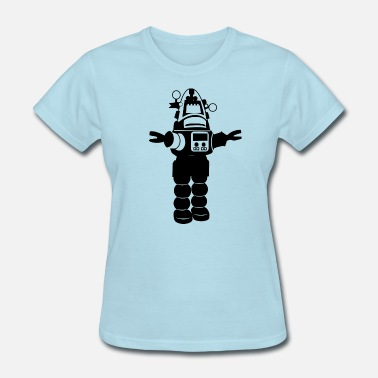Robot Robby The Robot - Women's T-Shirt