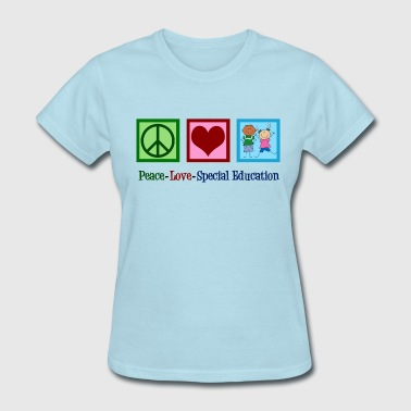 Cute Special Education - Women's T-Shirt