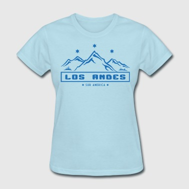 Los Andes - Women's T-Shirt