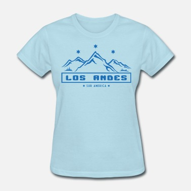 Peru Los Andes - Women's T-Shirt