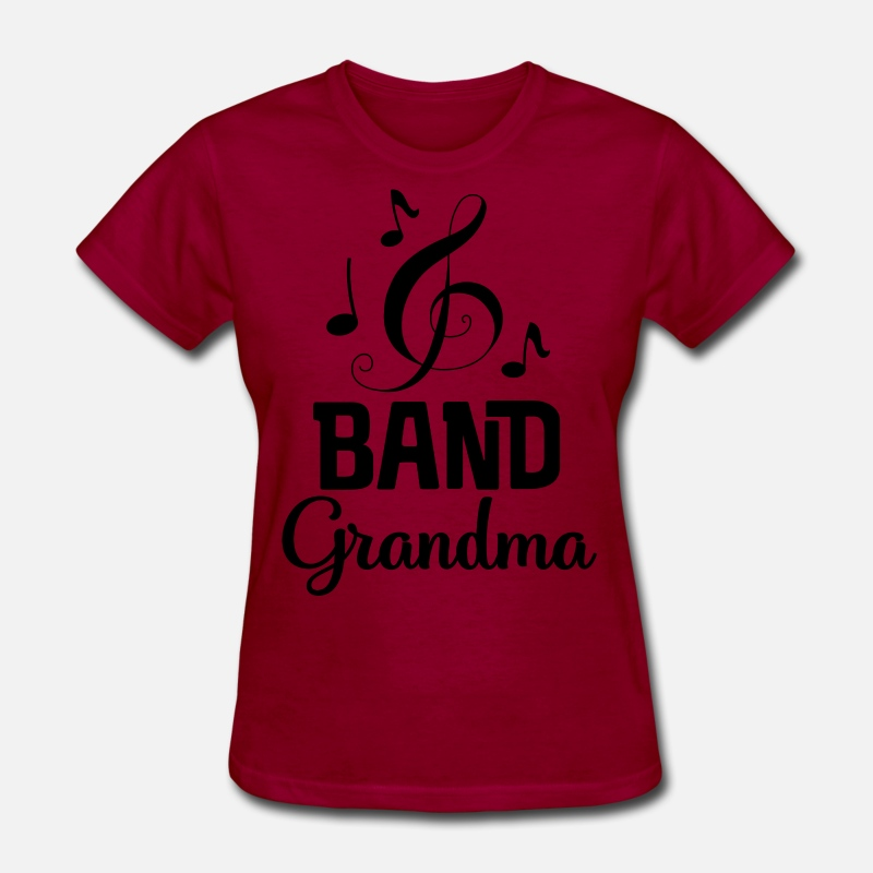 08dfc21f1 Band Grandma Music Gift Women's T-Shirt | Spreadshirt