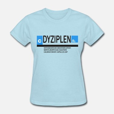 Kimmy Dyziplen - Women's T-Shirt