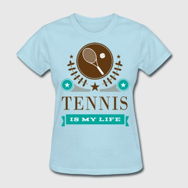 Tennis Player Coach Gift - Women's T-Shirt