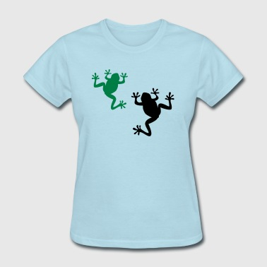 frogs - Women's T-Shirt