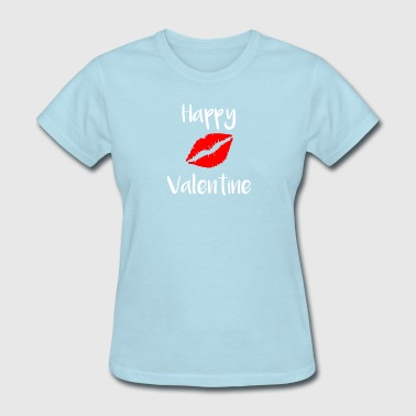 Happy Valentine - Women's T-Shirt